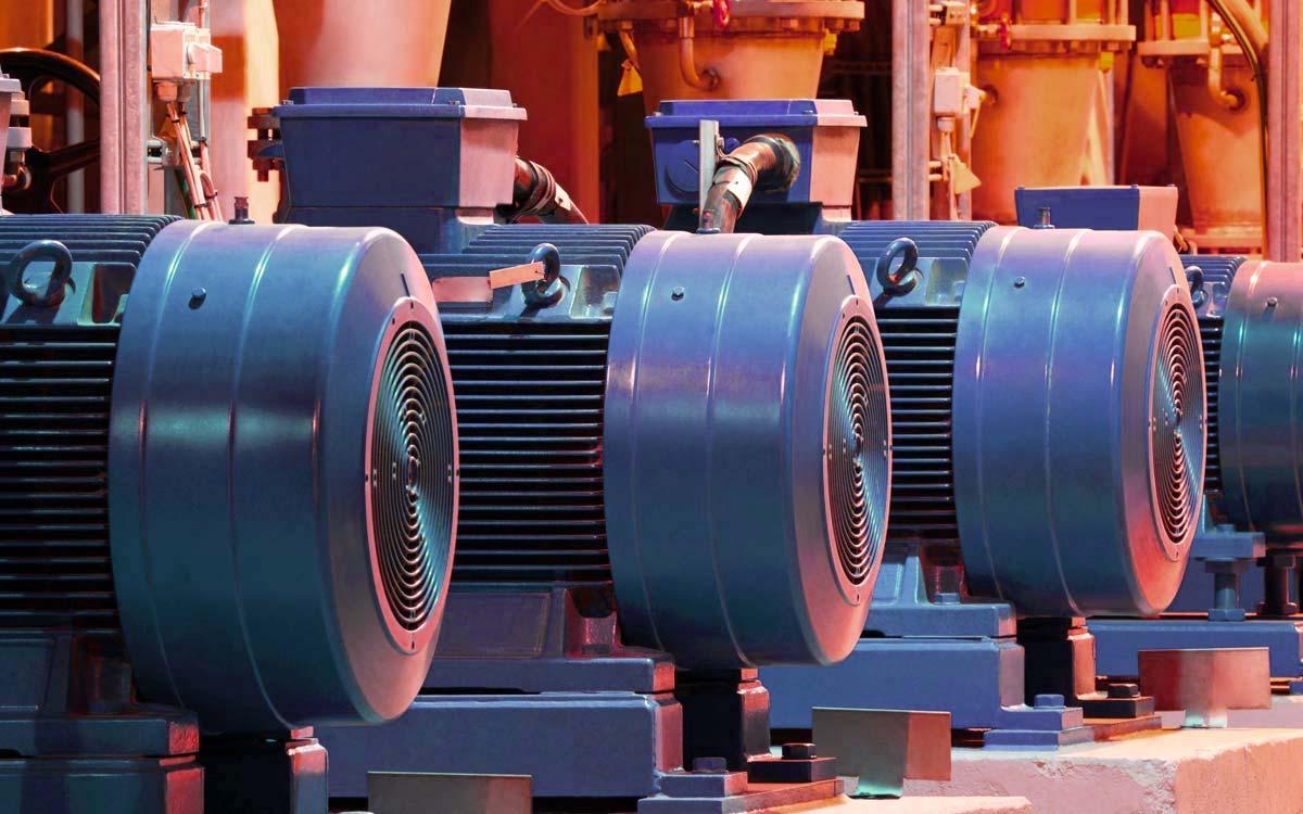 Електродвигатели